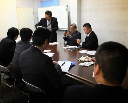 商品開発会議